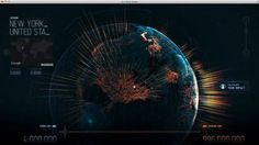 Eco Next Globe - Chrome Experiment