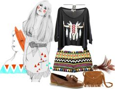 """this dream I'm living in"" by vanessashark on Polyvore"