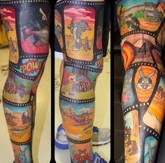 Les 25 tatouages les plus fous que l'on peut trouver sur Internet