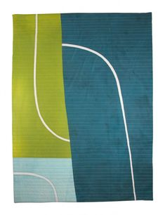 2014 art quilt exhibitions are lining up.   In this post I share two pieces that were juried into shows. This one is Alinea #4.