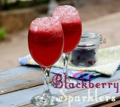 Non-alcoholic, but sounds great!    IMG_5707 by cookbookqueen, via Flickr