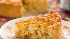 Torta de Maçã Verde com Uva Passa e Especiarias - Yoki
