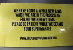 Yellow People's Supermarket
