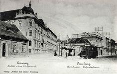 Križovatka Štefánikovej a Križkovej Bratislava, Louvre, Drawings, Building, Travel, Viajes, Buildings, Sketches, Destinations