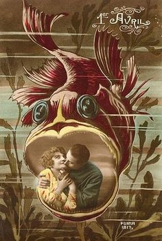 poisson d'avril  by P-E Fronning, via Flickr