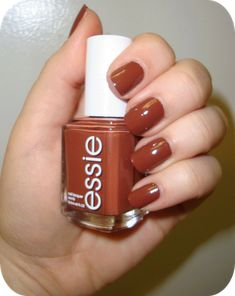 Essie- Very Structured. For Fall.