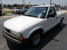 Cheap Chevrolet S-10 Pickup '03 For Sale in Louisiana — $3977