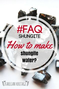Shungite stones are widely used for water purification. Shungite water is clear and healhty. Get more shungite water instructions and buy quality shungite water stones at Karelian Heritage online store. Spiritual Development, Chakra Balancing, Good Customer Service, Stylish Jewelry, Stones And Crystals, Did You Know, Bath And Body, Things To Come, Jewelry Making