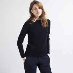 Everlane - The Women's Cashmere Crew  $120