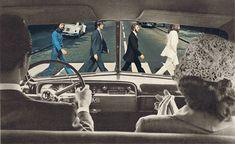 ' Mind the Beatles, darling! '  © Sammy Slabbinck 2012