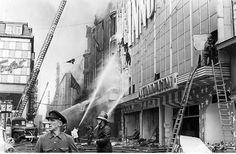 Herdenking brand Innovation: 251 mensen stierven 50 jaar geleden in grootste brandramp in naoorlogs België
