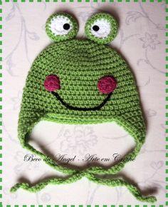Crochet Baby Hats, Crochet Purses, Crochet For Kids, Baby Knitting, Crochet Hooks, Knitted Hats, Baby Hat Patterns, Crochet Patterns, Crochet Crafts