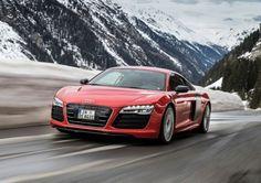 Audi retoma para su producción el proyecto R8 e-tron - http://www.motoradictos.com/marcas/audi/audi-retoma-para-su-produccion-el-proyecto-r8-e-tron Audi R8 e-Tron