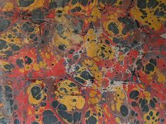 marbled paper,marbling, hand made paper, decoupage paper, scrapbook paper, bindery  bookbinding paper,carta marmorizzata, ebru, papier marbrè,  Marmorpapier, papel marmolado,  papel marmorizado,  マーブル紙,  мраморная бумага by papieR-Royal.com, via Flickr