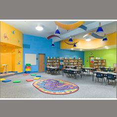 elementary school library design layout | رد: بالصور ( أفكار لجعل البيئة التعليمة ...