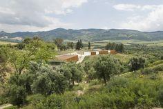 Volubilis Visitor Center / Kilo Architectures