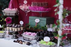 Chuches y chocolatinas dulces ideas