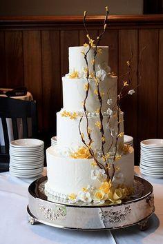 Gorgeous Cake #wedding #cake