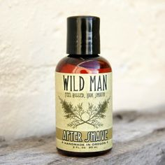 Wild Man After Shave from FOGGY NOTION for $12 on Square Market