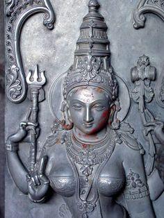 Chamundi temple Mahadwara, Mysore.