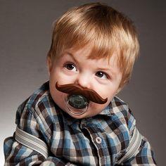 Beermo bottle mustache !  beardowear.ca