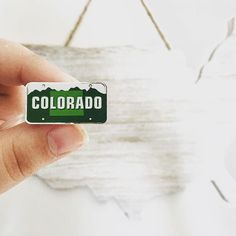 #Repost @smallspineseries  COLORADO license plate pins are still up for grabs! Only 2 available!  These pins are going FAST. Here's an update on what states are still available: AL-2 AK-2 AZ-2 AR-2 CA-1 CO-2 CT-1 DE-2 FL-2 GA-2 HI-2 ID-2 IL-1 IN-2 IA-2 KS-2 KY-2 LA-2 ME-2 MD-2 MA-1 MI-2 MN-2 MS-2 MO-2 MT-2 NE-2 NV-2 NH-2 NJ-2 NM-2 NY-1 NC-2 ND-2 OH-2 OK-2 OR-SOLD OUT PA-SOLD OUT RI-2 SC-1 SD-2 TN-2 TX-1 UT-2 VT-2 VA-2 WA-1 WV-2 WI-2 WY-2    DM for purchase info! #colorado #CO…