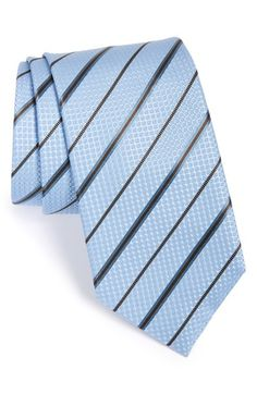 Brioni Stripe Silk Tie available at #Nordstrom