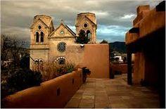 Historic district in Santa Fe, NM