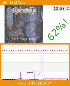 Left Hand Path (CD). Réduction de 62%! Prix actuel 10,53 €, l'ancien prix était de 27,72 €. Par Entombed. http://www.adquisitio.fr/earache-records/left-hand-path