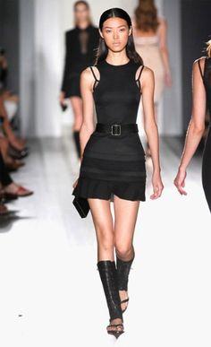 New York Fashion Week: Victoria Beckham spring/summer 2013 in pictures - Fashion Galleries - Telegraph