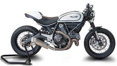 Ducati (International) - Scrambler