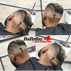 "373 Me gusta, 4 comentarios - BaByliss Pro Barber (@babyliss4barbers) en Instagram: ""#babyliss4barbers own @hawkthebarberprodigy back at it again!!!! #Barberology"""