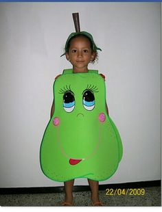 Fruit Costumes, Carnival Costumes, Summer Crafts, Diy And Crafts, Crafts For Kids, Vegetable Costumes, Fancy Dress Competition, Book Day Costumes, Earth Day Crafts