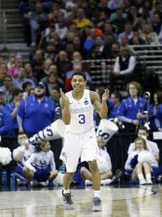 042e2f65a Kentucky Tyler Ulis is pumped up. March 26