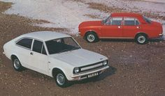 1971 Morris Marina Saloon and Coupe. BL thrust this pile of rubbish upon us in the early Both versions had a as the top model. Not hard to understand why British cars became a laughing stock Morris Marina, Classic European Cars, Gp F1, Car Buying Guide, Tata Motors, Used Car Parts, Cars Uk, Thing 1, Austin Healey
