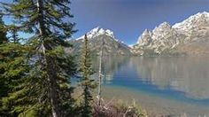 Jenny Lake, Grand Tetons Wyoming