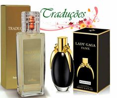 HINODE - PERFUMES TRADUÇÕES GOLD: Traduções Gold 56 Tipo Floral Sweet - Fame By Lady...