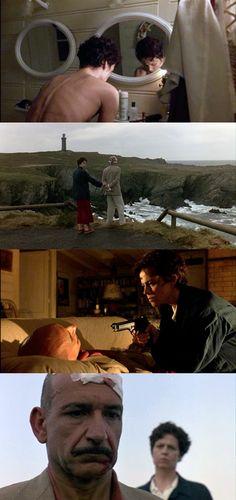 Sigourney Weaver and Ben Kingsley in Roman Polanski's Death & The Maiden 1994