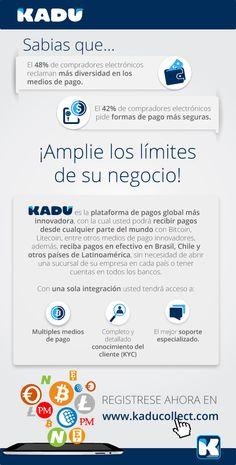 KADÚ Collect, la plataforma de pagos globales mas innovadora