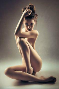Nude girls with birthmarks