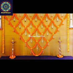 EVENTS DECOR: DIWALI FLORAL THEMED Festivities and wedding season is around the corner we must all go for some stunning bright and beautiful decor that attracts and captivates our minds and soul. This decor is for the hour place which is covered with beautiful floral work and ravishing backdrop material. Plan your events with us and we promise you to give our best. DM FOR MORE . . . #Decor #homedecor #cafedecor #exhibition #candles #cages #weddinggifts #gifts #presents #giveawaygifts #bride…