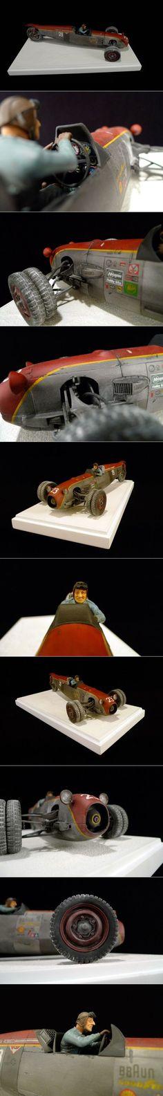 Salt Flat Racer