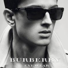 Tarun Nijjer for Burberry 2015 Eyewear Campaign