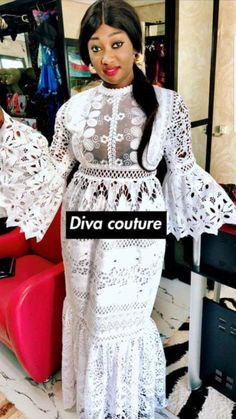 Latest African Fashion Dresses, African Print Dresses, African Print Fashion, African Wear, African Dress, African Traditional Wedding Dress, African Fashion Traditional, Lace Dress Styles, African Models