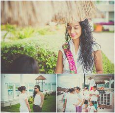 Anita and Naseer's Grand Bollywood Ismaili Cancun beach wedding at Moon Palace BY BigAl Studios, bigalstudios.ca #TorontoWeddingphotography #Indianweddingphotographertoronto #Indianweddingphotographervancouver #MoonPalace #Cancun #Whitegown #couture #walroo15  #bigday #Garba #Mehndi #bride #henna #groom #partyanimals #danceoff  #holi