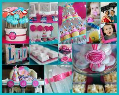 #Ideas para una fiesta de Primer Añito Visita nuestra tienda y encuentra kits imprimibles y tarjetas personalizadas para el Primer cumpleaños de tu bebé. Visita la tienda aquí http://mundomab.com/index/tienda  #Cumpleaños #Torta #PrimerAñito #MundoMab #Souvenirs
