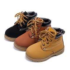 Girls Boys Fashion Boots 2016 Children Martin Boots Autumn Winter Kids Snow Boots Children Kids Casual Shoes Sneakers Size 21-30. Yesterday's price: US $23.04 (18.72 EUR). Today's price: US $10.37 (8.42 EUR). Discount: 55%.