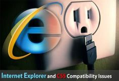 Cascading Style Sheets, more commonly known as CSS, is used to denote the look as well as the formatting of a document, written in markup languages like HTML and others. However the most commonly used browser, i.e. Internet Explorer hasn't been all that happy about CSS properties and has constantly faced compatibility problems with it.