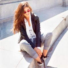 Relax in comfy Hollister Joggers.