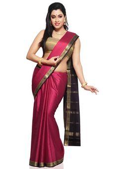15 Charming Mysore Silk Sarees With Photos Beautiful Girl Indian, Beautiful Saree, Beautiful Indian Actress, Mysore Silk Saree, Pure Silk Sarees, Beautiful Women Pictures, Beautiful Models, Beauty Full Girl, Beauty Women